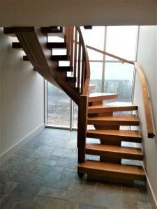 Iebūvējamās kāpnes