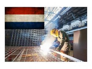 Darbs Nīderlandē - metinātājiem MIG/MAG, namdariem, metāla konstrukcij