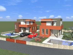 Pārdod māju Horvātijā