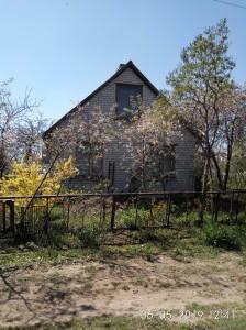 Продаю дачный участок с домом в 5 км от Елгавы