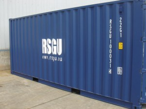 RS Container group